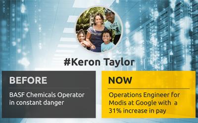 People of Zero to Engineer: KeronTaylor