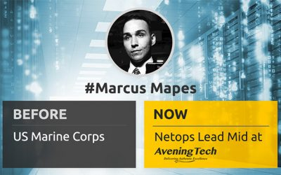 People of Zero To Engineer: Marcus Mapes