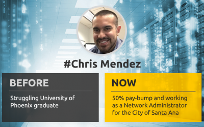 People of Zero To Engineer: Chris Mendez
