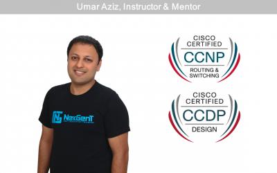 NexGenT Welcomes Umar Aziz, Instructor & Mentor
