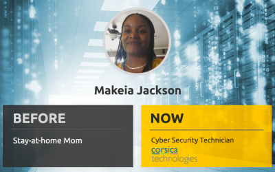 She Went From Stay-At-Home Mom To Cybersecurity Technician IN MONTHS [How She Did It]