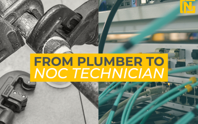 From Plumber to NOC Technician | People Of Zero To Engineer