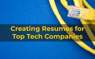 How To Create The Best IT Resume for Top Tech Companies like Google