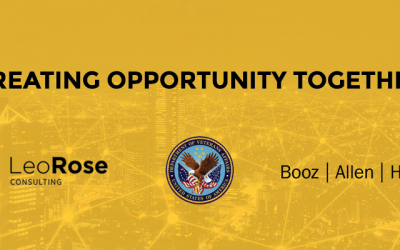 NexGenT Announces New Employer Partnership with The Department of Veterans Affairs via Booze Allen Hamilton and LeoRose Consulting