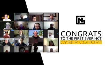 NexGenT Celebrates Graduates of First Cyber Security Cohort