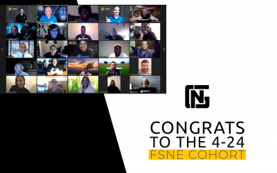 NexGenT Celebrates The FSNE 4-24 Cohort Graduation