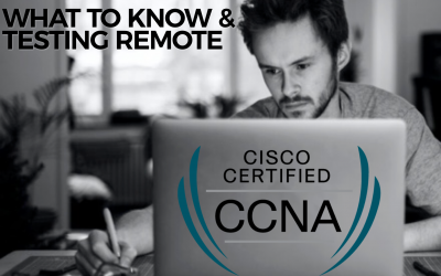 Taking the Cisco CCNA From Home, Trick Questions, & How to Prepare