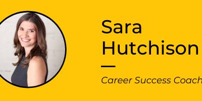 Meet Sara Hutchison, NexGenT's Career Success Coach