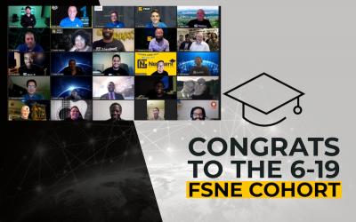 NexGenT Celebrates The FSNE 6-19 Cohort Graduation