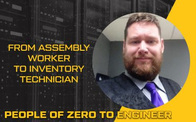 From Assembly Worker to Inventory Technician| NexGenT