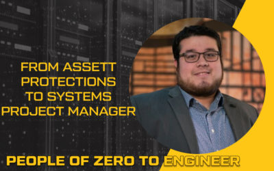 From Asset Protections Manager to Systems Project Manager | NexGenT