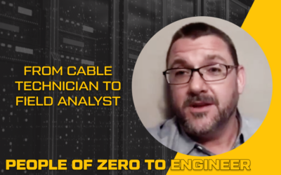 From Cable Technician to Field Analyst | Mark O'Keefe